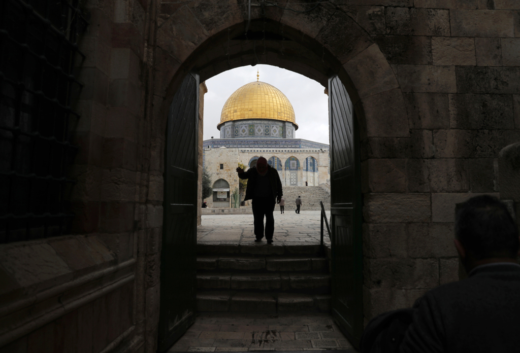 Palestine- Dome of the Rock
